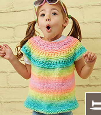 How To Knit A Girl Time Tunic