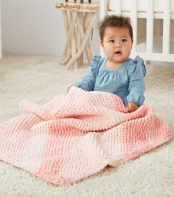 How To Make a Bernat Blanket Corner to Corner Garter Knit Blanket