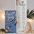 How To Make Wedding Signage with Beaded Tassel