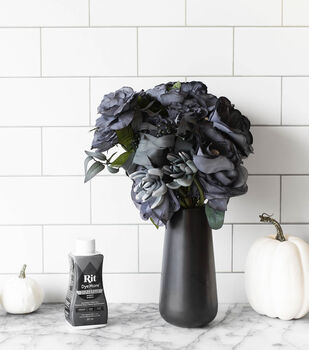 How To Make Spooky Faux Flowers