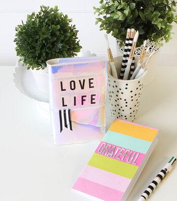 How to Make a Gratitude Journal