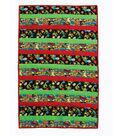 Green Strip Quilt
