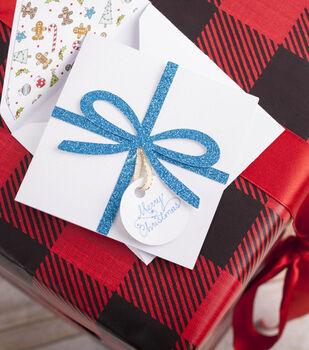 How To Make A Christmas Present Card