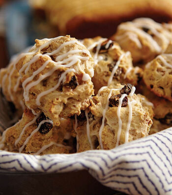 Cinnamon Raisin Biscuits
