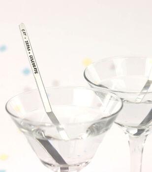 How To Make a Martini Stirrer