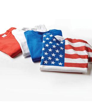 How To Make a Patriotic Flag T-Shirt