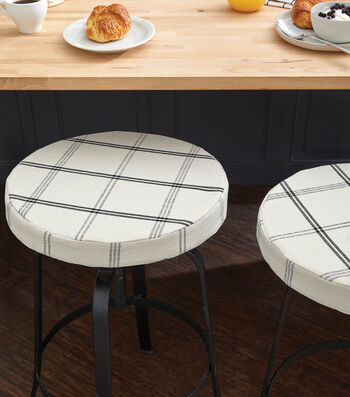 How To Make a 16' Round Cushion