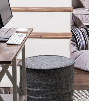 How To Make a Cushion Top Side Table