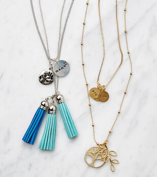 How To Make Mother's Day Necklaces