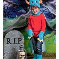 How To Make A Blue Monster Costume