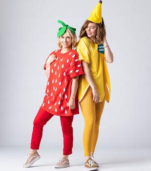 How To Make Banana Split Best Friends Costume