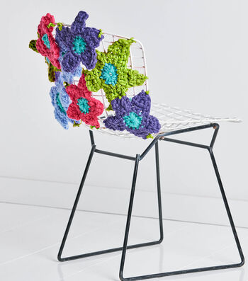 How To Make A London Kaye Medium Flowers Chair