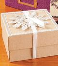 Snowflake Gift Box