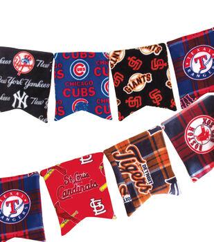 MLB Fleece Banner
