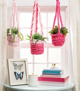 How To Make Hanging Off the Hook Plant Holders
