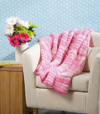 Knit A Building Blocks Blanket