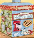 Happiness is Homemade Recipe Box