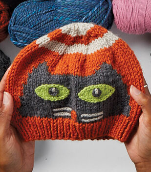 How To Make A Basic Stitch Anti-Pilling Scaredy Cat Hat