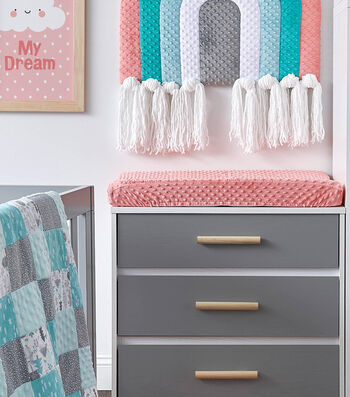 "How To Make a 16""x31"" Changing Table Pad Cover"