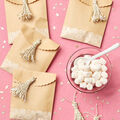 How To Make Tassel Treat Bags