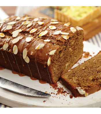 Caramel Almond Latte Bread