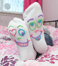 How To Make Funny Face Socks