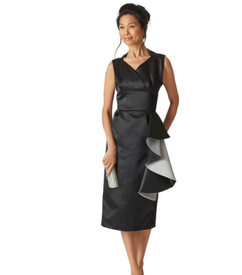 How To Make A Black Casa Dress