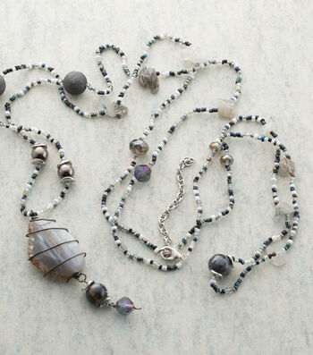 How To  Make Stone Jewelry