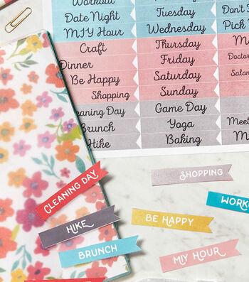 Printable Organizer Labels