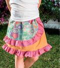 Girls Ruffled Skirt