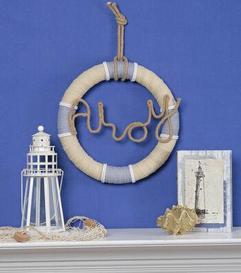Ahoy Wreath