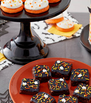 How To Make Party Table Brownies