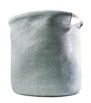 How To Make a Hoop Storage Basket
