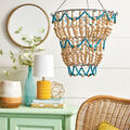 How To Make a Wooden Bead Chandelier