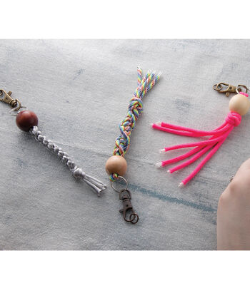 Make Macrame Keychains