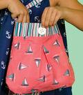 Pleated Handbag