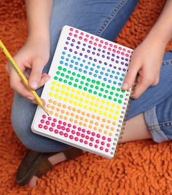 How To Make A Lots Of Dots Notebook
