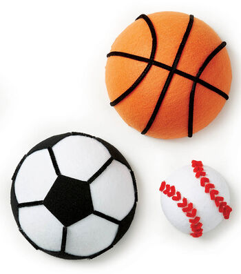How To Make A Sports Ball Wall Art