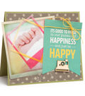 Just Be Happy Card