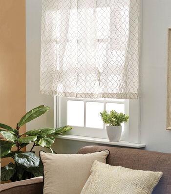 How To Make Sheer Café Curtains