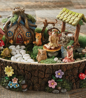 How To Make A Woodlands Fairy Garden