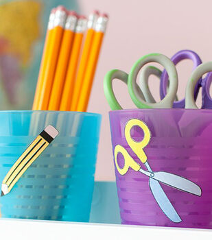 How To Make A School Tool Caddy