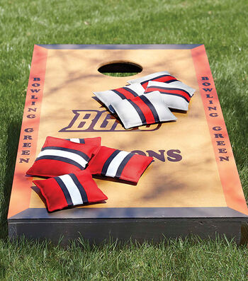 How To Make Corn Hole Game Bean Bags