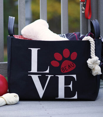 How To Make A Pet Toy Bin