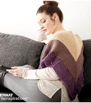 Knit Comfort Shawl