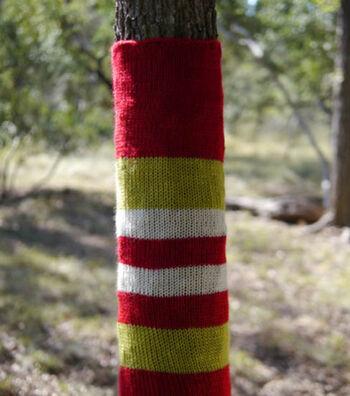 Yule-Tide Yarn Bombing Tips