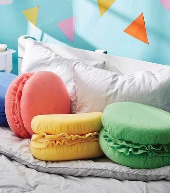 How To Make Macaron Pillows