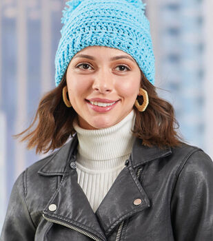 How To Make A Crochet for Warmth Horizon Hat