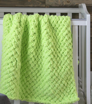 How To Make a Criss-Cross Baby Blanket