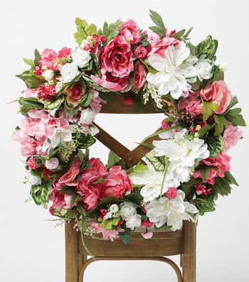 How To Make a Bright Spring Floral